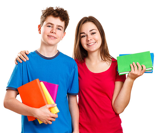 bigstock-Students-holding-books-isolate-70649803